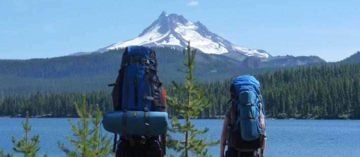 Next Adventure Backpack Guided Tour Olallie Lakes