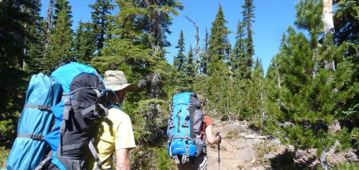 Next Adventure Backpack Guided Tour Mt Hood National Forest