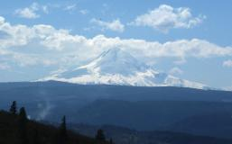 Mt. Hood from McCall Point