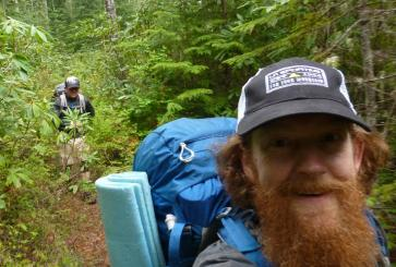 Next Adventure Backpack Clackamas basin