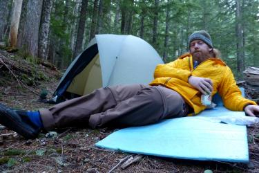 Next Adventure Table Rock Wilderness luxury camping