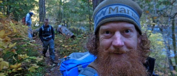 Hiking the Clackamas River Trail with Next Adventure