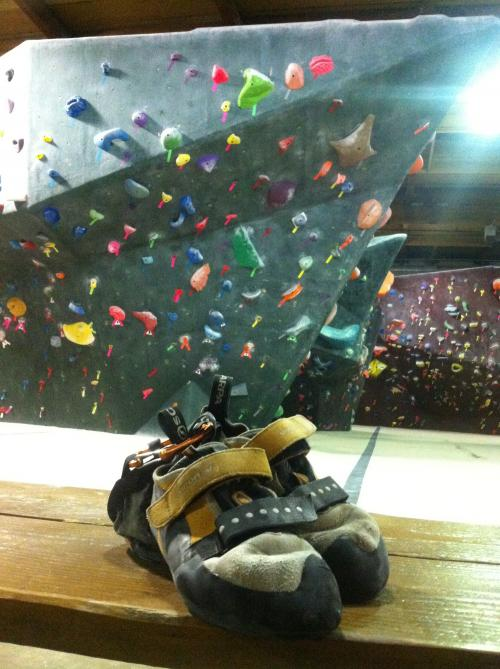 Scarpa Vapor V The Circuit Bouldering Gym