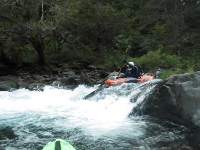 Carnage Run Lower Wind River