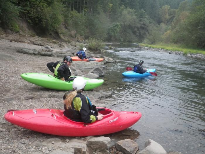 Carnage Run Lower Wind River 2014