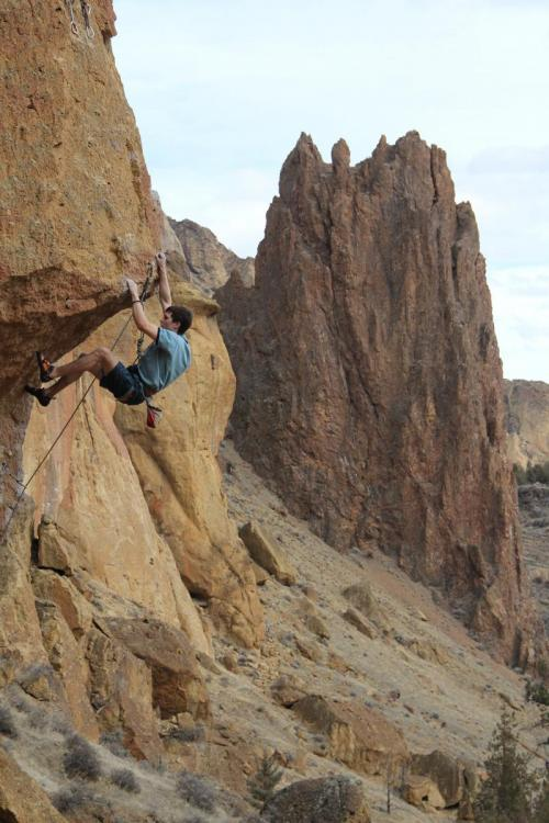 Chain Reaction, Smith Rock