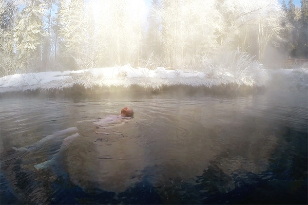 Laird River Hot Springs