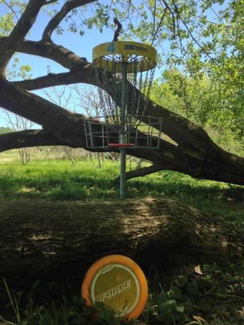 next adventure disc golf