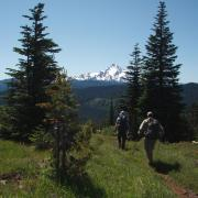 3-Day Backpack Trip Olallie Lakes