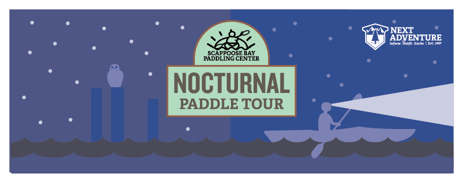 nocturnal tour at scappoose bay