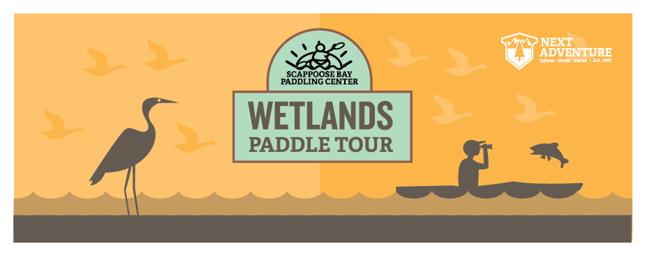 Scappoose bay wetlands tour