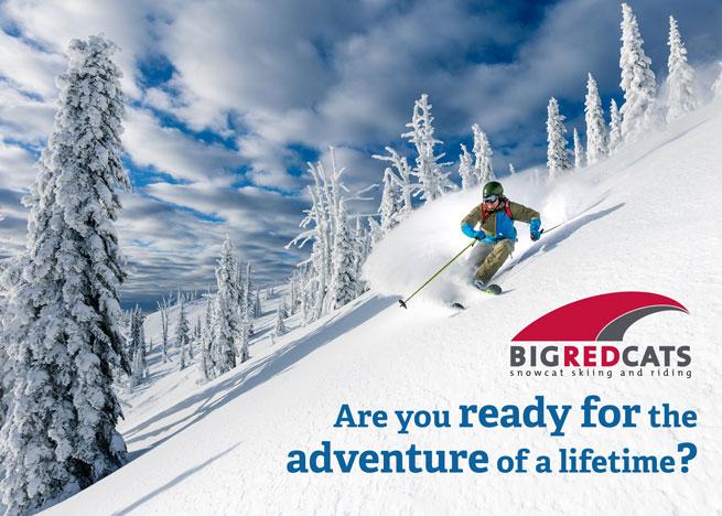 Big Red CAT Skiing Adventure