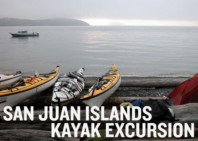 San Juan Kayak Excursion