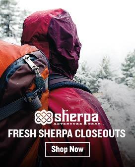 Sherpa Sale