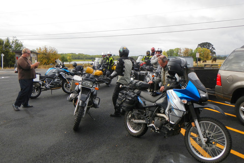 Scappoose Bay Moto Rally