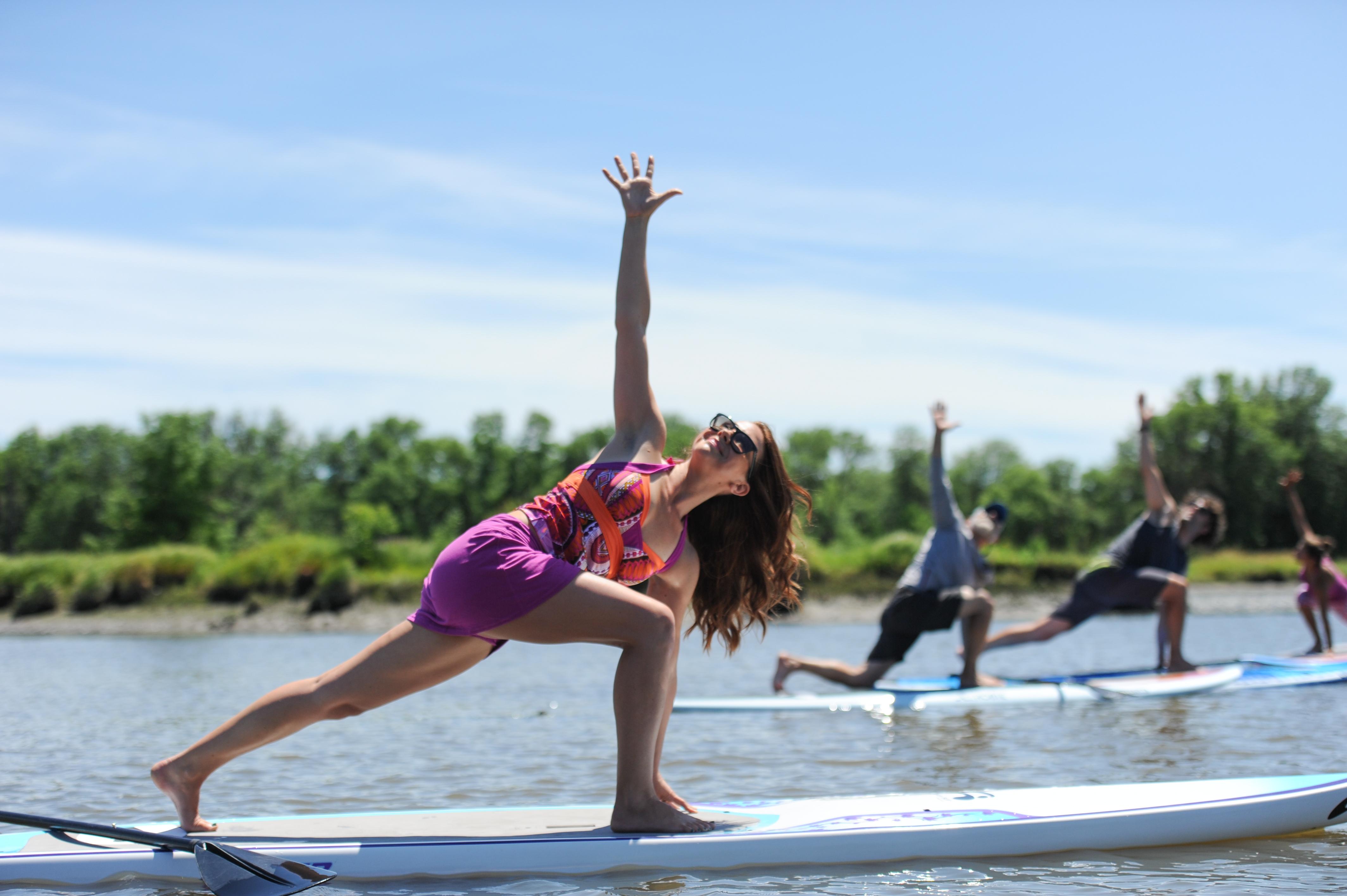 beacon rock sup yoga