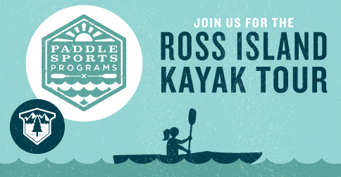 ross island kayak tour portland