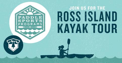 ross island kayak tour portland