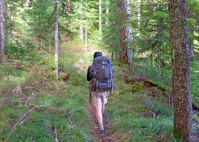 Intermediate Day Hike