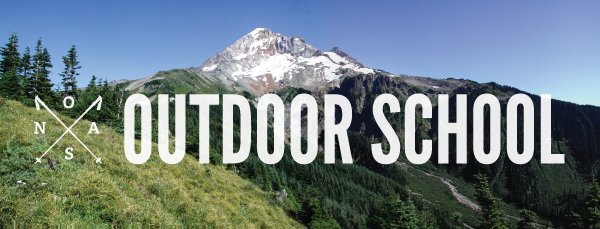outdoor school backpacking trip