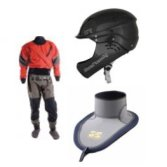 Rentals - gear and drysuit