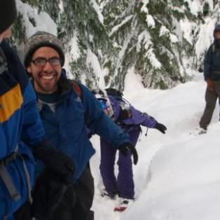 TRIP REPORT: NEXT ADVENTURE SNOWSHOE