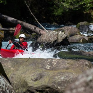 Event Report: Little White Salmon Race