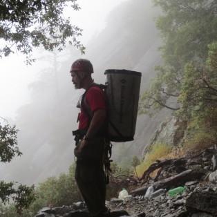 Plaidman's Journey To Yosemite