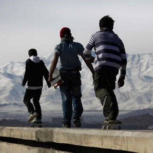 Skateistan: To Live and Skate In Kabul