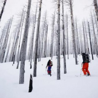 Winter Recreation in the Pacific Northwest