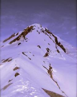 Snowboarding Mt. Hood's Cooper Spur Route
