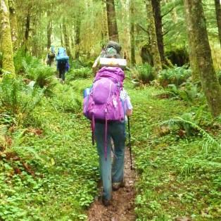Trip Report: Outdoor School Oregon Coast Backpack