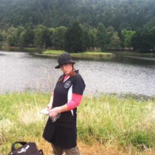 Ladies of the Flight... Crew Oregon Disc Golf Championships 2011