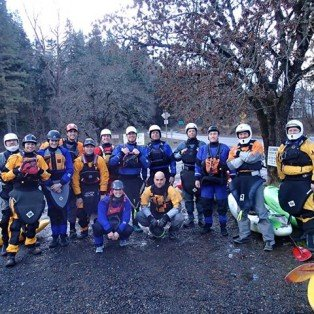 Saturdays with NA Kayak School