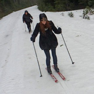 Winter Trip Report: More Snow in the Cascade Mountains