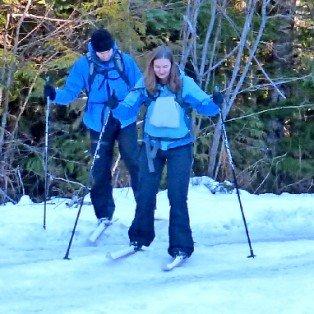 TRIP REPORT: Next Adventure Outdoor School Winter Trip