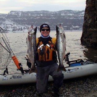 Trip Report: Columbia River Coho Salmon Fishing