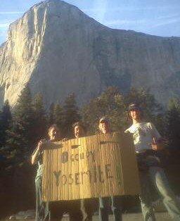 Trip Journal: Yosemite