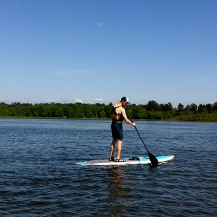 Gear Review: Amundson TR Stand Up Paddleboard