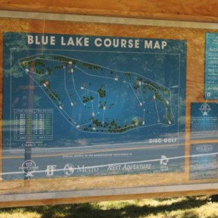 Blue Lake Disc Golf Course Now Open!