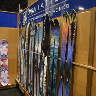 2016 Deviation Skis
