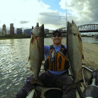 Trip Report: Kayak Fishing The Willamette River