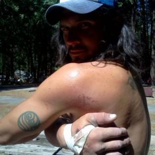 YO 2-10, 10 Off Widths in 2 Days in Yosemite National Park