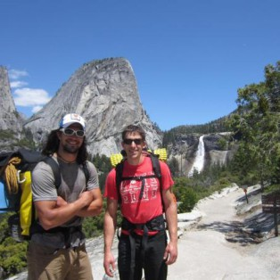 Regular North West Face Of Half Dome (Free Variation)