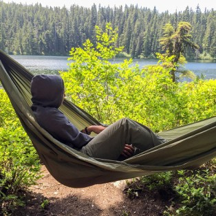 Wilderness Technology Parachute Nylon Hammock Review