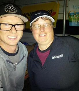 Disc Golfers Fight Cancer At The 2012 Hope Open