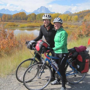 Bike Tour 2012: The scenic route indeed