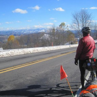 Bike Tour 2012: An appreciation for the Appalachians
