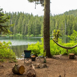Trip Report: Hideaway Lake, Oregon