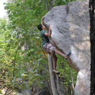 Trip Report: Leavenworth Bouldering